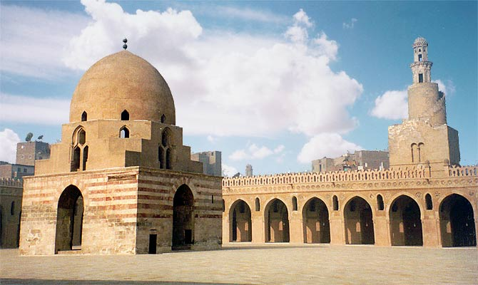 Mosques of Cairo